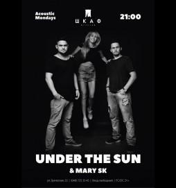 Under The Sun acoustic trio в Шкафу