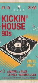 7.10 / KICKIN&#39 HOUSE 90s / ШКАФ