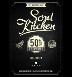 Soul Kitchen Night 12/03