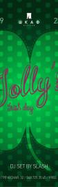 14/09 Irish day with Jolly&#39s
