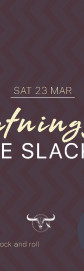 Lightning Jeck & The Slackers - пончо, писко сауэр и рок-н-ролл!